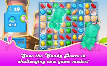 Candy Crush Soda Saga скачать